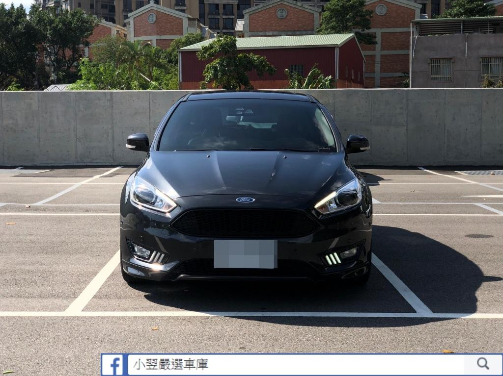 16 Ford Focus 5D 1.5T