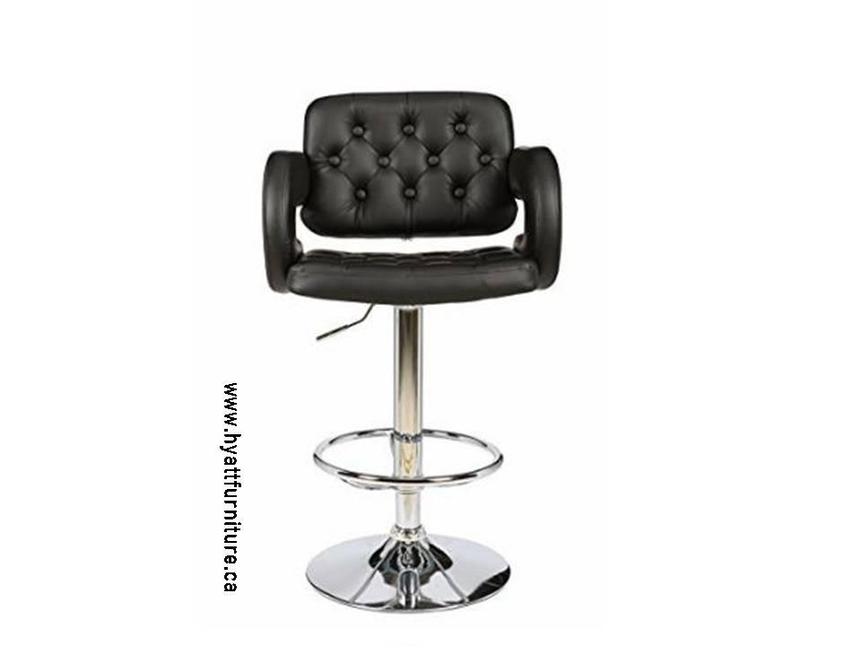 Brand new Deluxe Bar Stool  adjustable n tufted