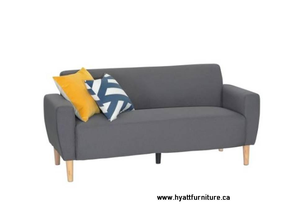 Brand new Grey Fabric Sofa only $298 for Black Friday