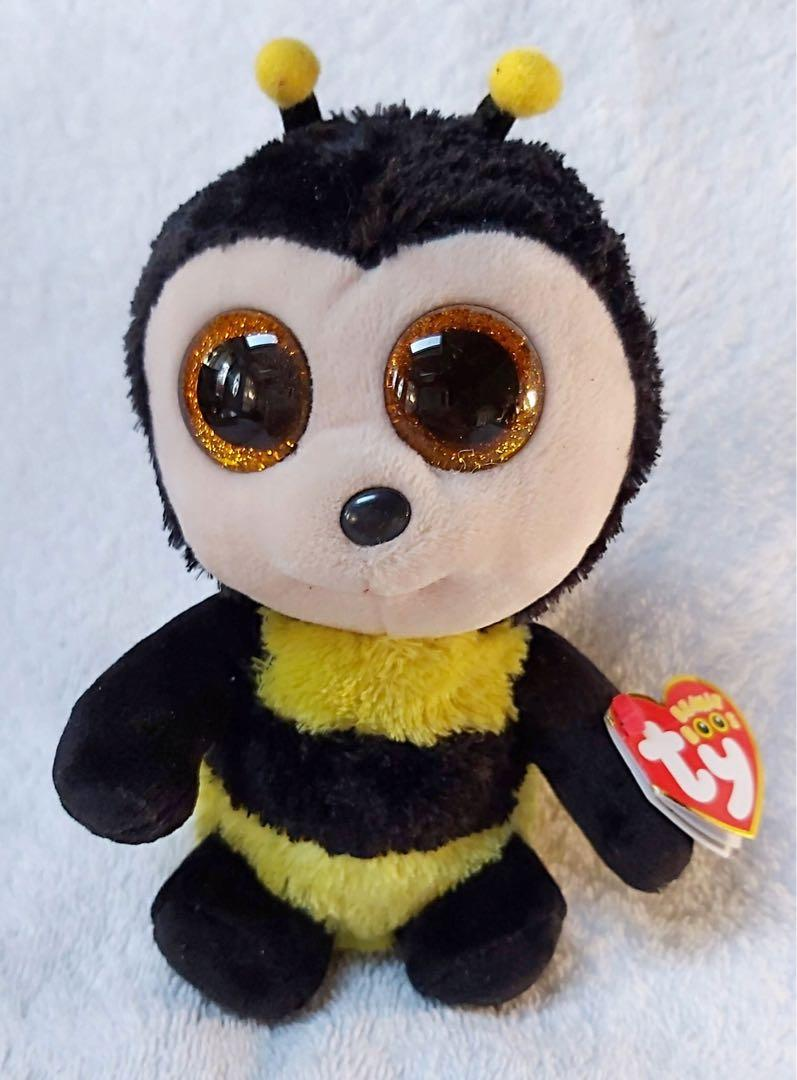 Buzby the Beanie Bee boo