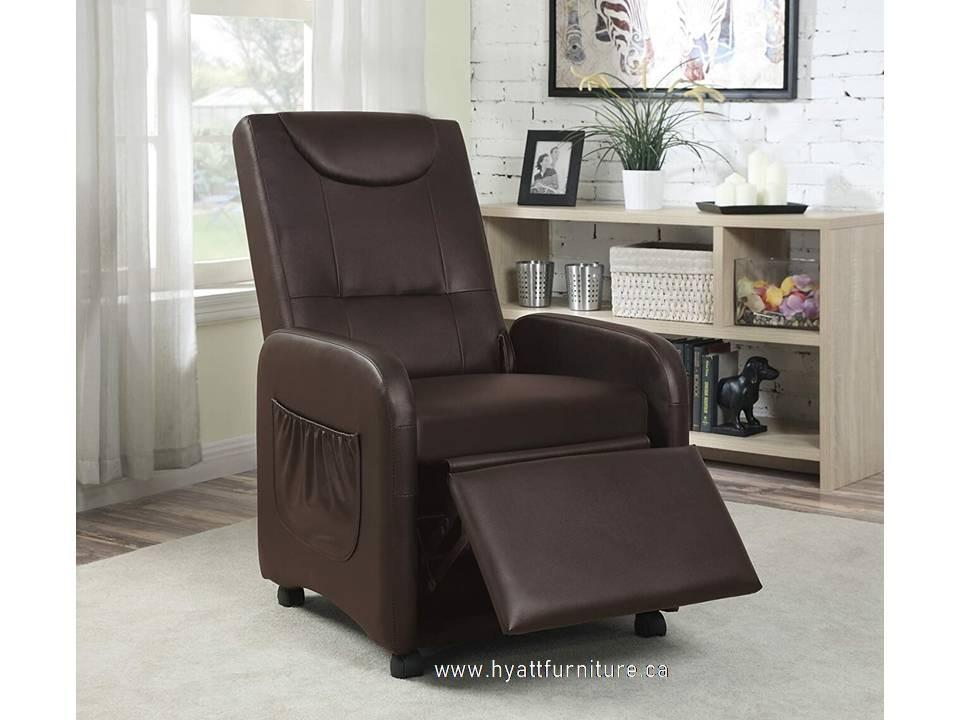 Folding  Faux Leather Manual Reclining  Gaming Chair