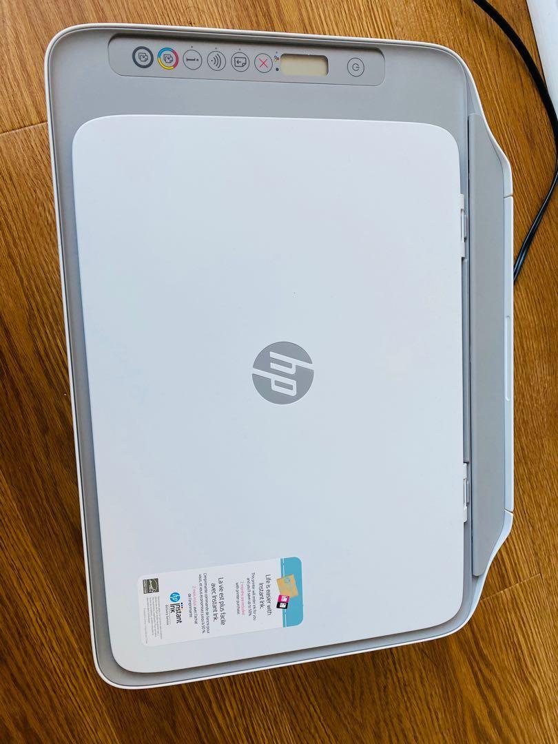 HP brand new printer