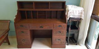 Japanese antique study table