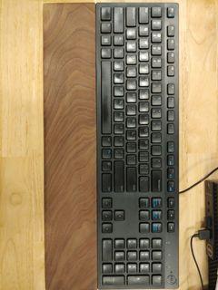 Keyboard 實木手托