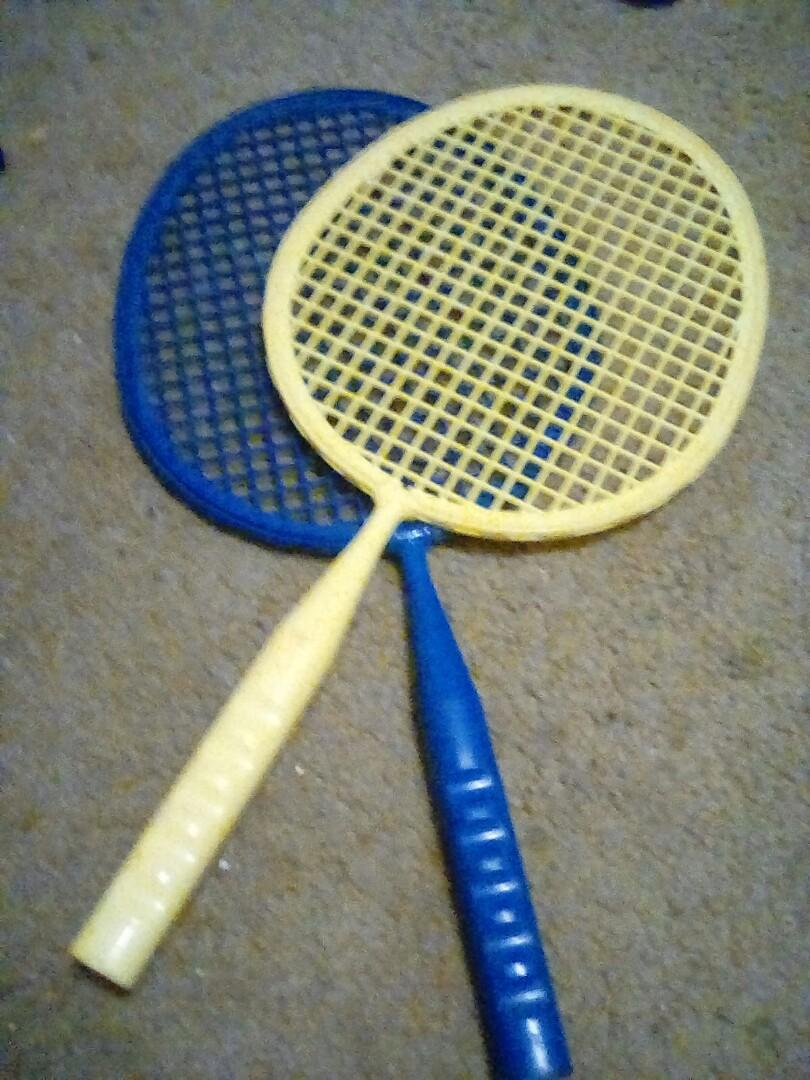 Kids Tennis Rackets (without the ball)