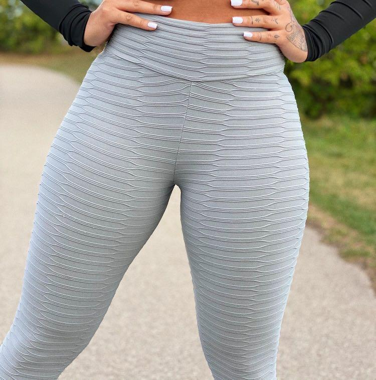 Linear Close Knit ™ Leggings