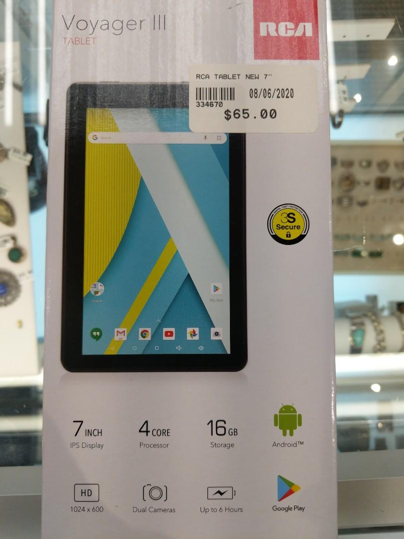 """Rca 7"""" Tablet Brand New Sealed"""