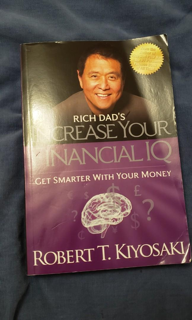 Rich Dad Poor Dad Financial IQ