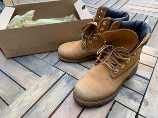 正品Timberland經典款 女靴 23~23.5可穿