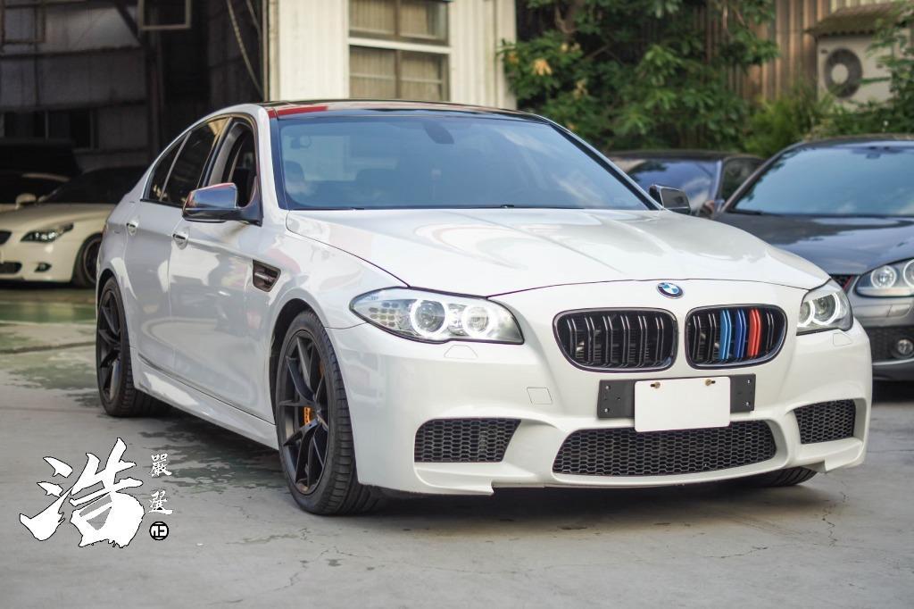 2012年 BMW-F10-528I