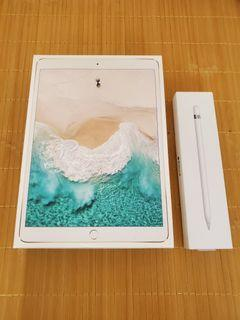 蘋果 Apple iPad Pro 2017 10.5吋 金色+Apple Pencil  第一代