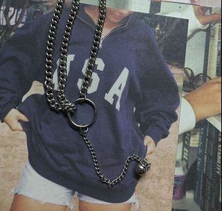 圓珠脖鏈 necklace
