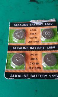 AG10電池