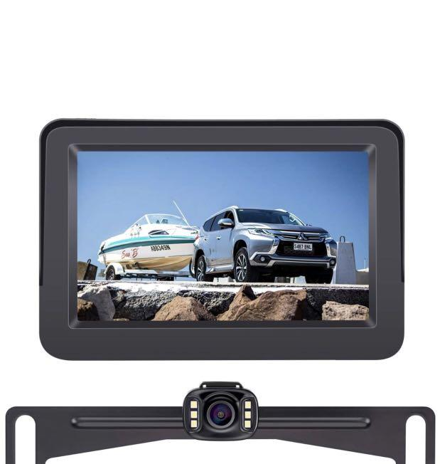 Brand new  Car Backup Camera with 4.3 Inch Monitor