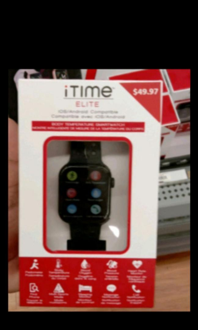 Brand New i time Elite Smart watch for selling in very low price