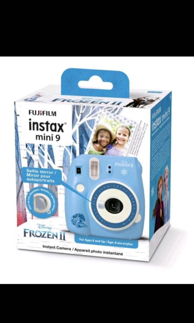 Brand New Sell 2 instant picture Camera best for Couples babies giving Gift on christmas