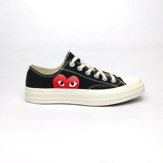 cdg converse   Shoes   Carousell Singapore