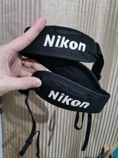 Crumpler strap Nikon edition