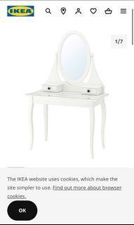 IKEA FAMOUS VANITY