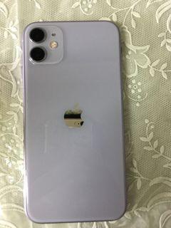 iPhone 11 lavender 128gb