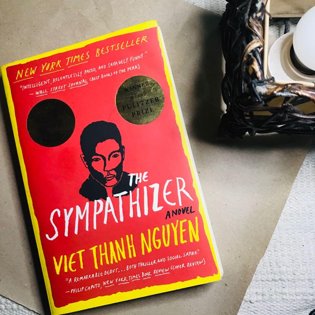 The Sympathizer by Viet Thanh Nguyen, Books, Books on Carousell