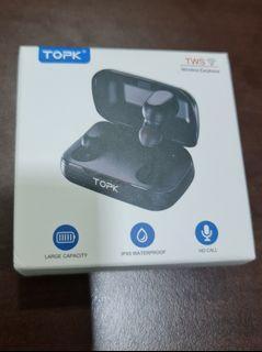 TOPK TWS Wireless Earphone