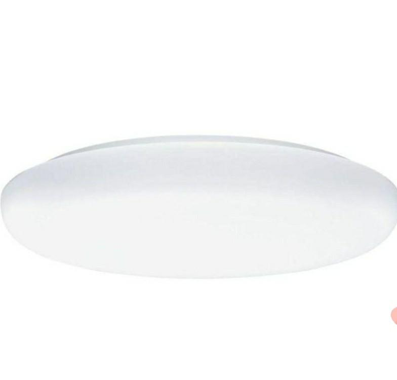 """White Fluorescent Low-Profile Light by Lithonia Lighting (24""""× 4.75"""")"""