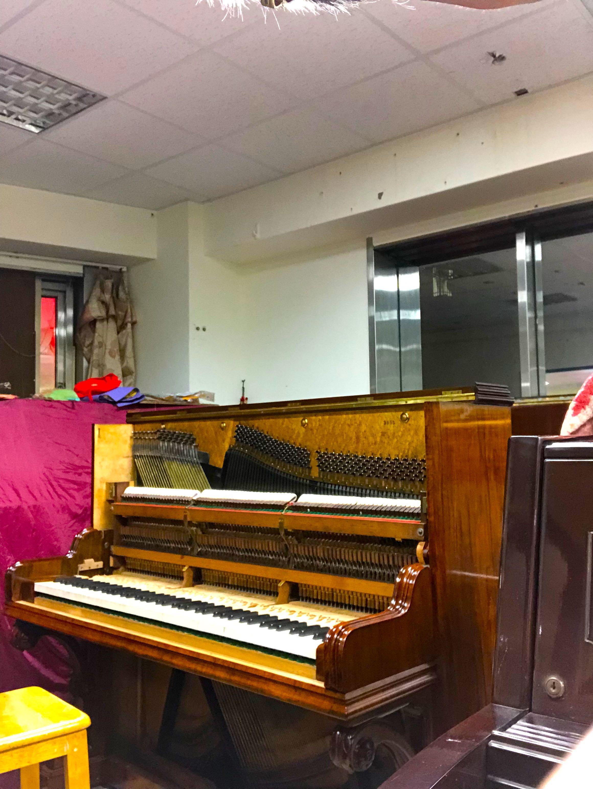 《45年的老店巴洛克樂器》鋼琴調音1200!另有出租 維修  教學 二手鋼琴買賣