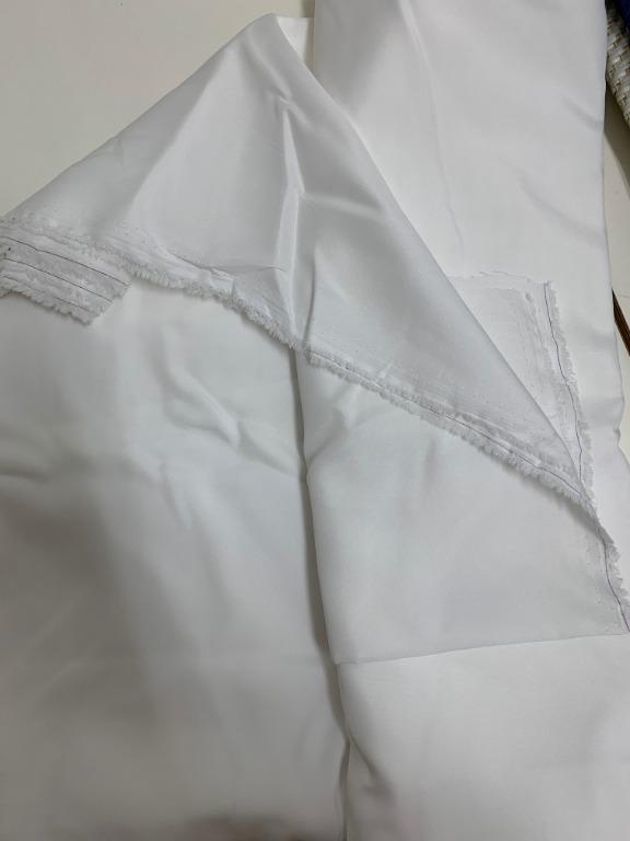 薄棉布 | 白色