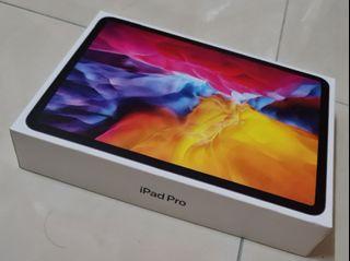 Apple Ipad Pro 11 2nd Gen (2020) 128GB Wifi Space Grey