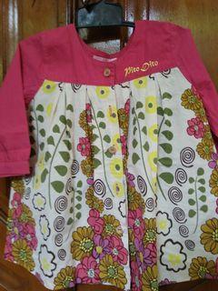 Baju Muslim Anak / baju anak perempuan / baju anak branded