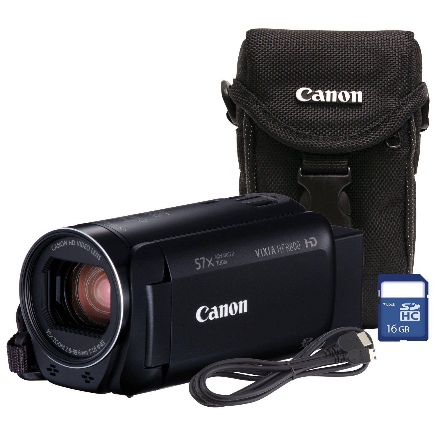 Best Canon camcorder