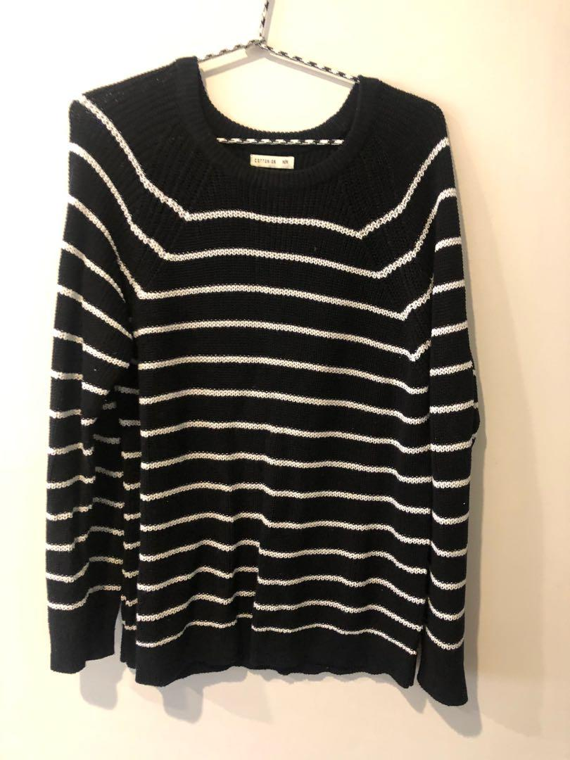 Cotton on knit jumper