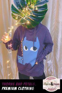 Dark Purple Men's Hoodie