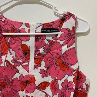 Dorothy Perkins Floral Dress with pockets