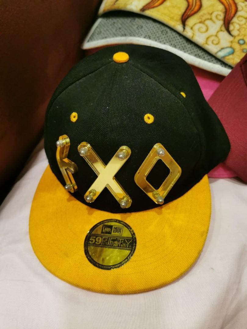 Exo帽子