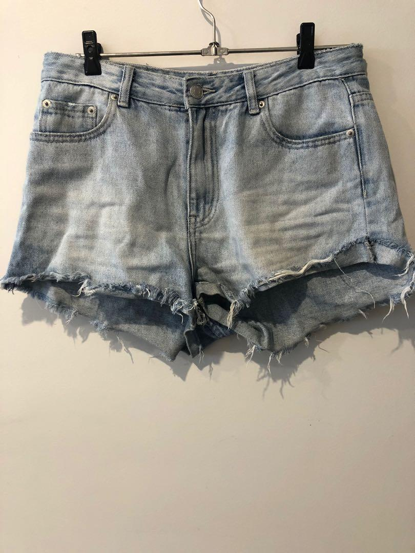 Glasson denim shorts