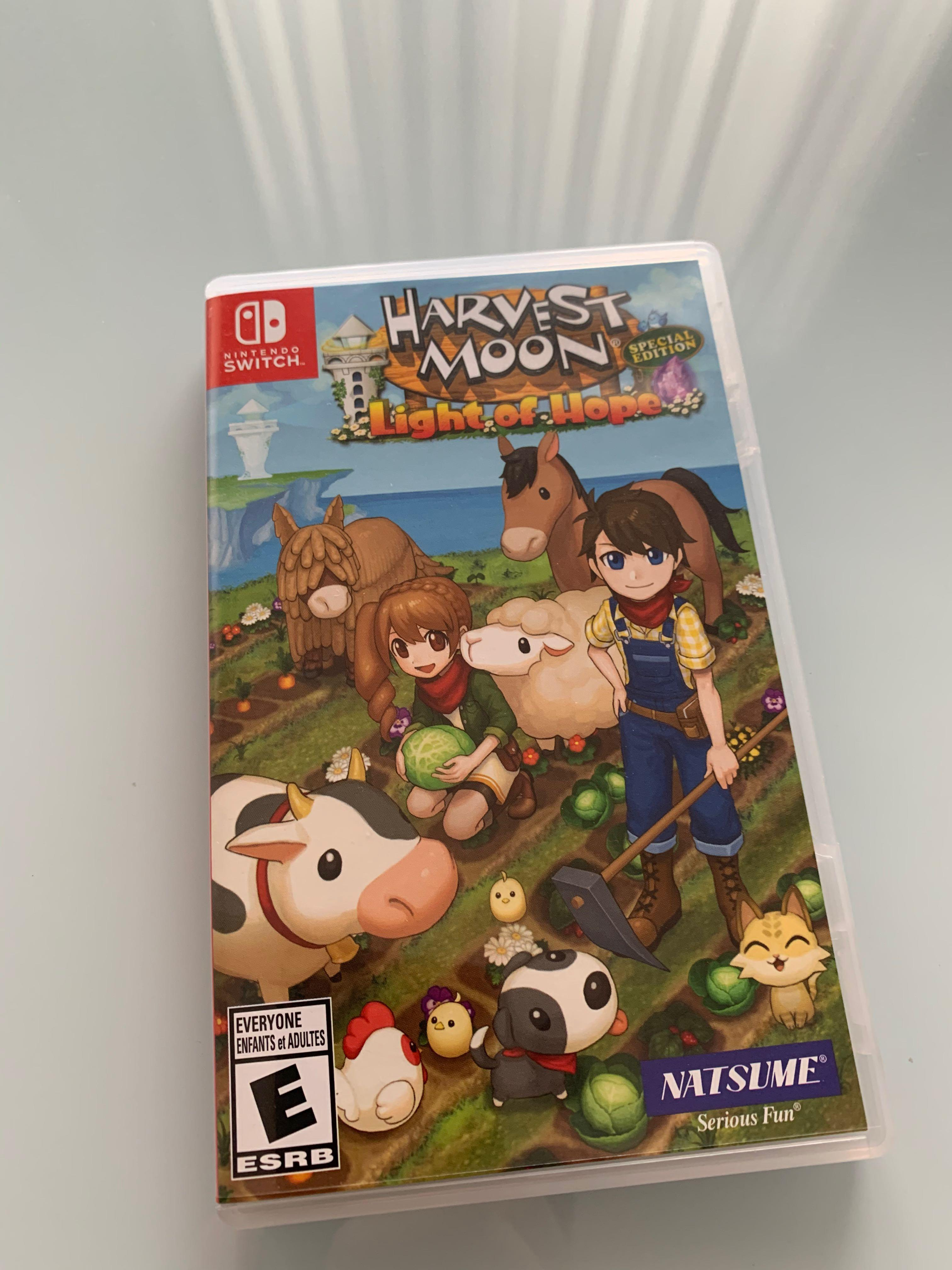 Harvest Moon Light of Hope Special Edition : Nintendo Switch