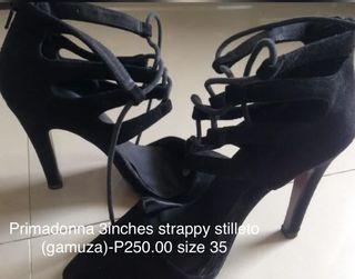 Heels Take All 4 Pairs for only P1000 size 35