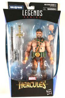 Hercules Marvel Legends Thanos BAF Series Action Figure
