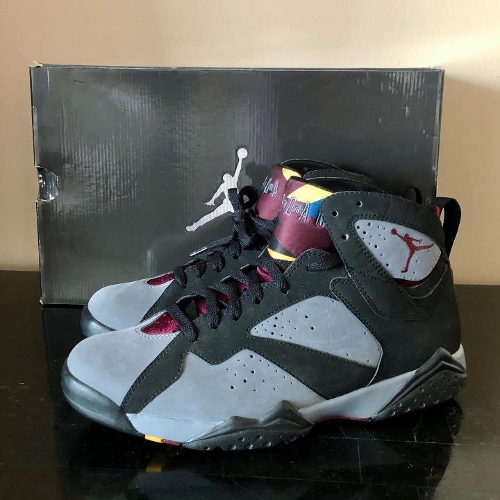 Jordan 7 Retro Bordeaux