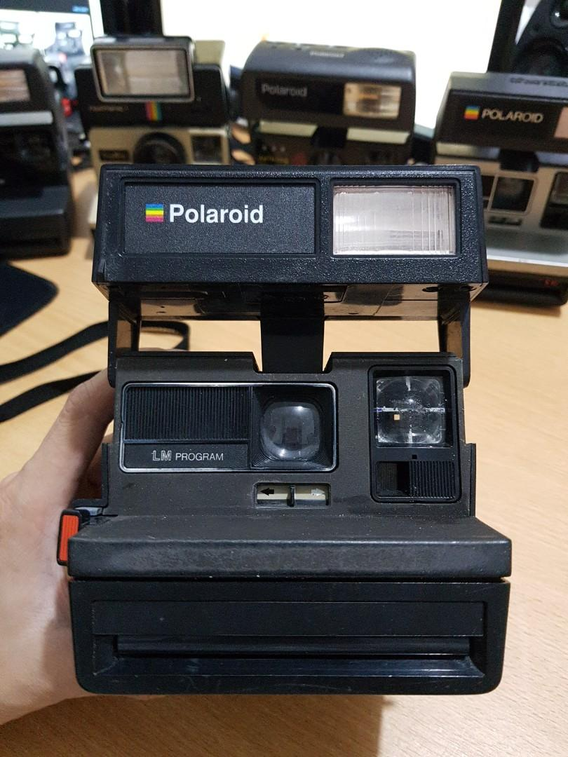 Kamera Polaroid SE 1 Special Events One Camera made in UK Rare Langka Collectible Item