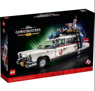 LEGO 21108 Ghostbusters Ecto Sealed Mint Condition Retired Set Discontinued