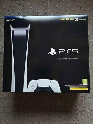 PS5 Digital Version