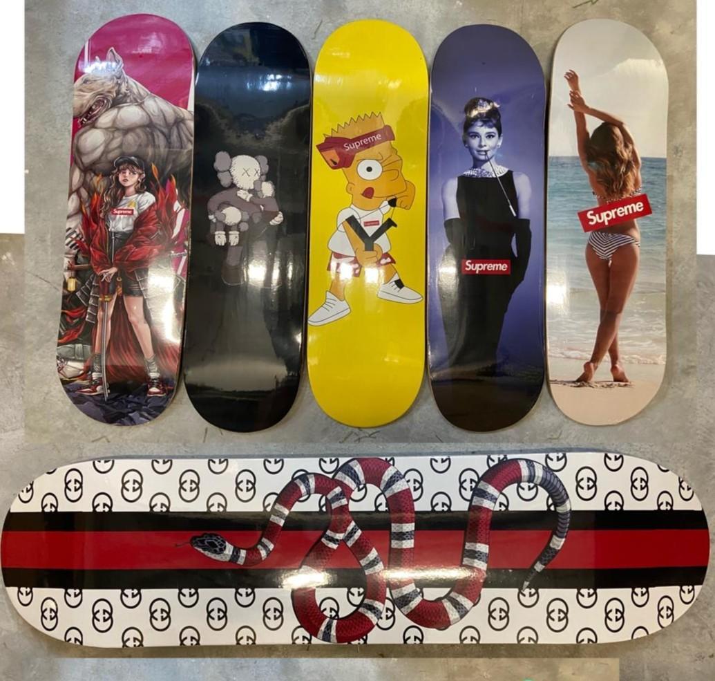 Supreme Kaw Nike Skateboard Deck