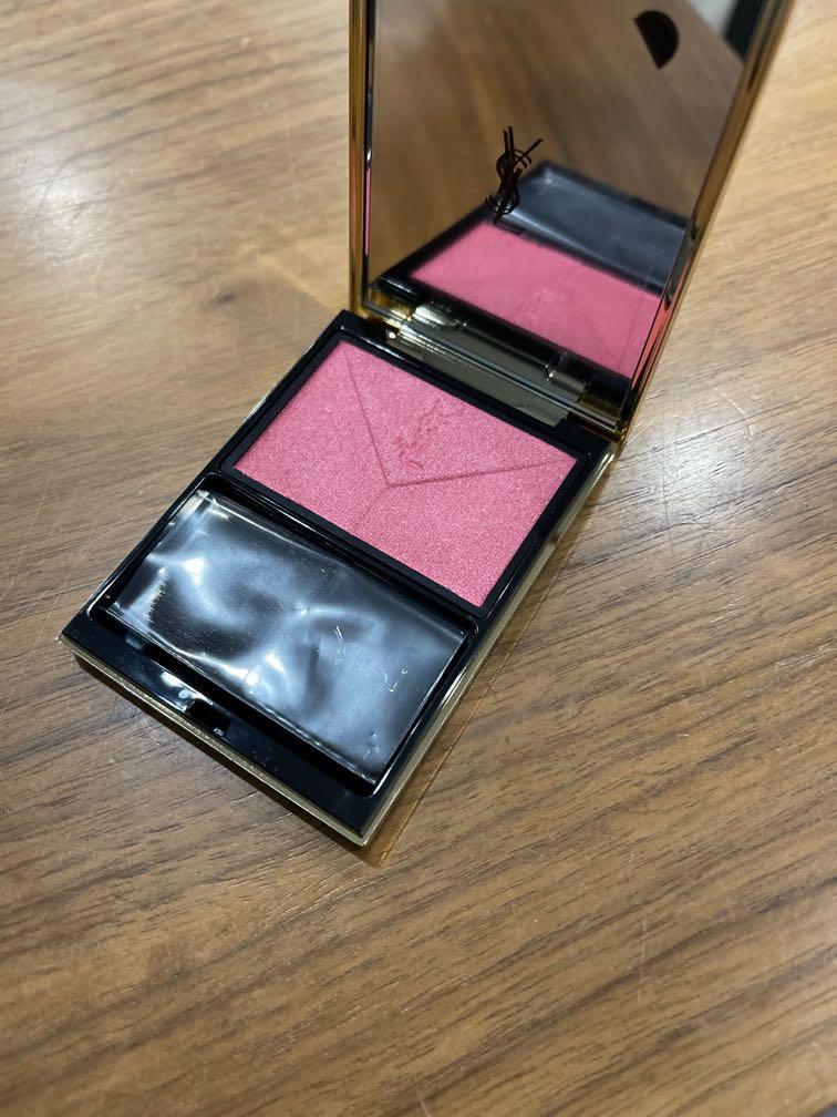 YSL couture blush #9