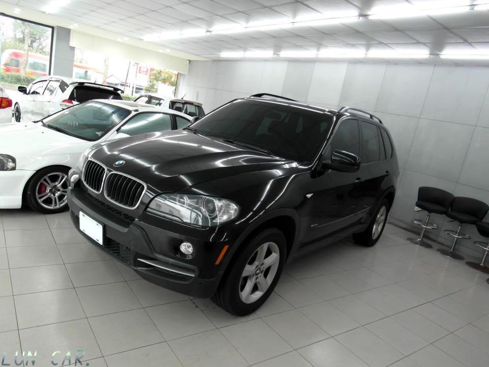 🏵2007 BMW X5 E70 3.0 全景只要4X萬🏧月付6970Ⓜ️