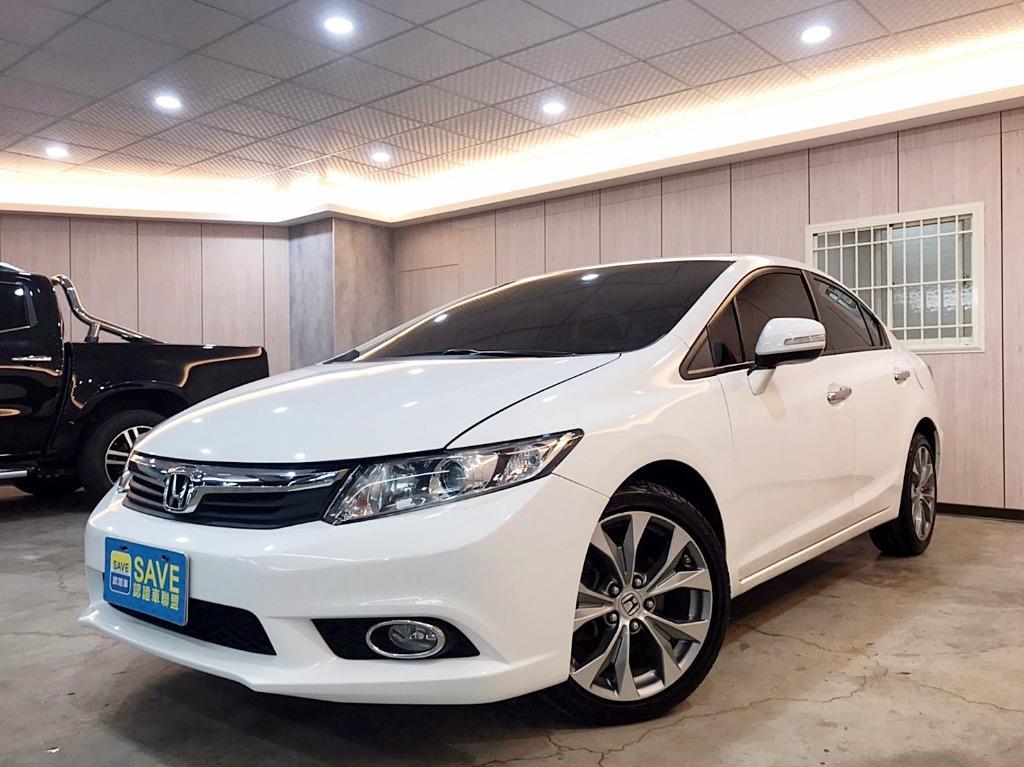 2012年 HONDA K14 2.0 車況包滿意 可全貸 認證好車 HONDA K14 2.0 依樣要買應該買最頂級的