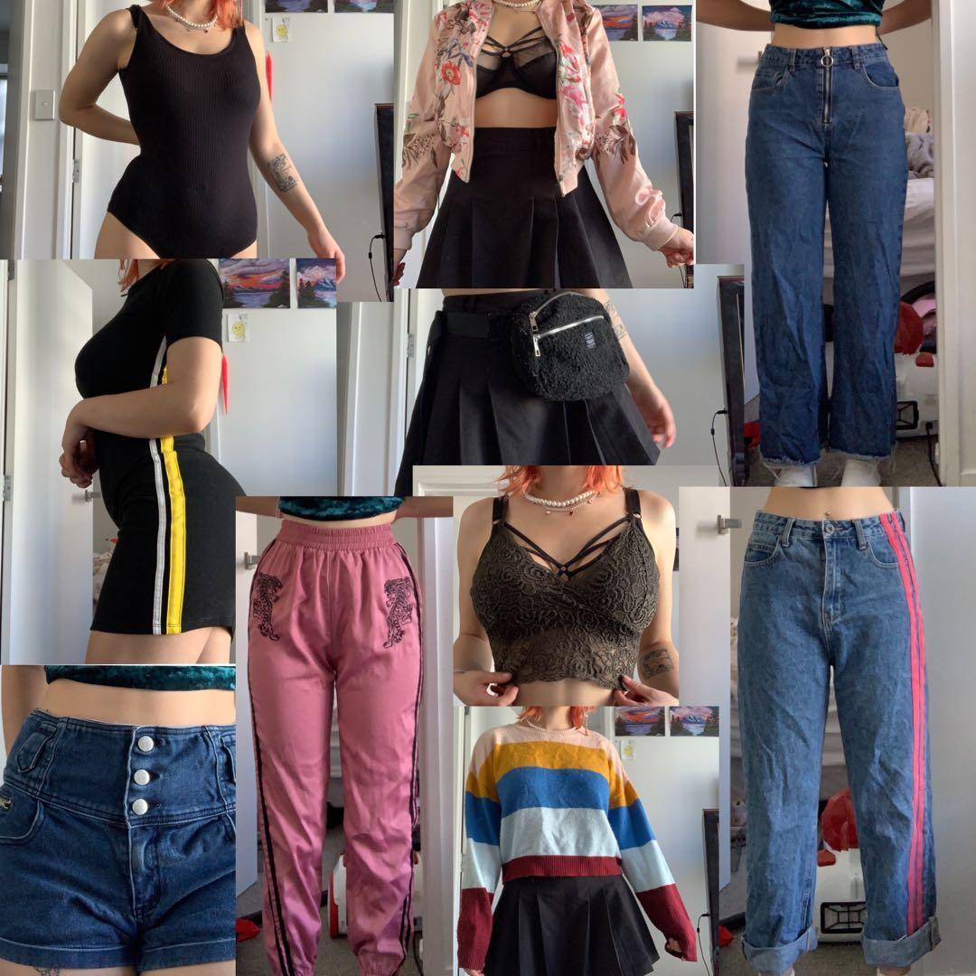 clothing dump #2
