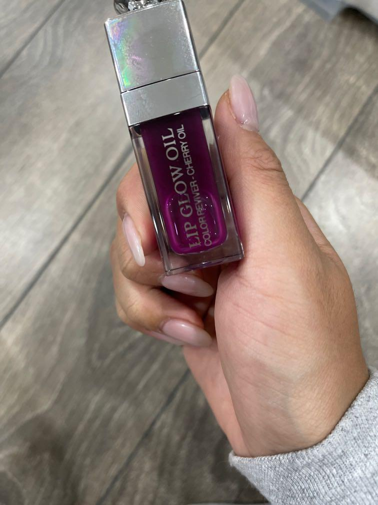 Door lip oil berry